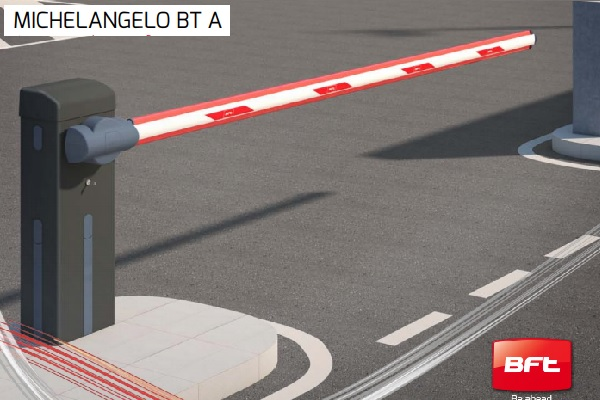 Barie tự động Michelangelo 02