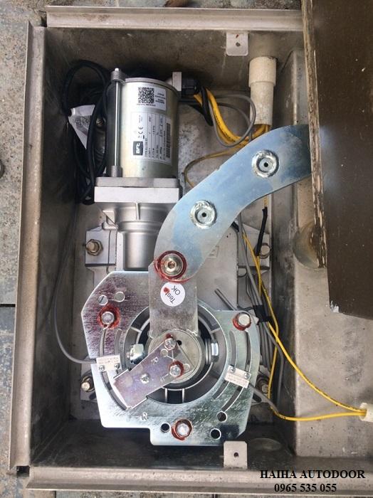 Cổng tự động âm sàn BFT Eli 250NBT