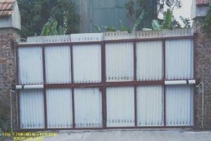 Cổng tự động tại Vĩnh Yên Vĩnh phúc 04