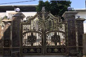 đại lí cổng tự động tại Hải Phòng