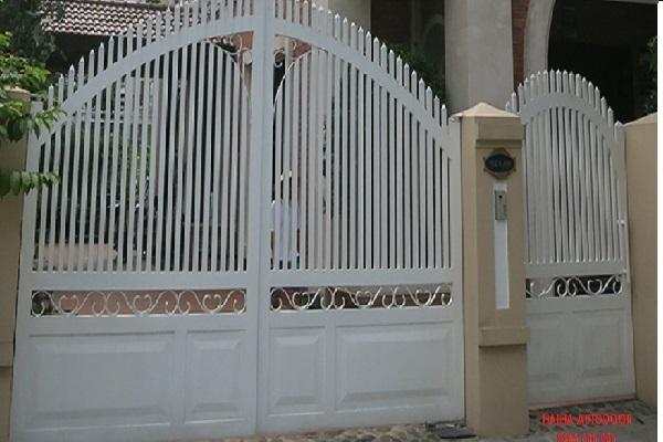 Đại lý cổng tự động tại Nam Định