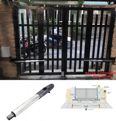 cổng mở cánh tay đòn Celmer Malaysia