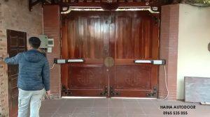 Bảo dưỡng cổng tự động tại Hưng Yên 01