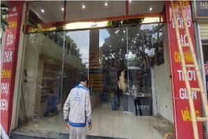 Lắp đặt cưả tự động Swico tại Thanh Hóa